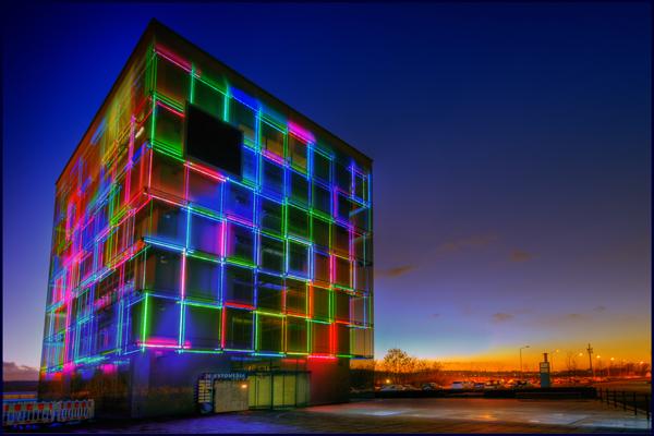 RGB bulding