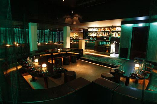 LED lit Interiors